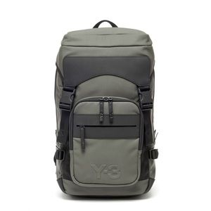 Y-3 Bags - Y-3 ultratech backpack olive black 88fe946e04f97